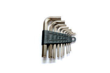 Isolationed Hex wrench, Allen Key