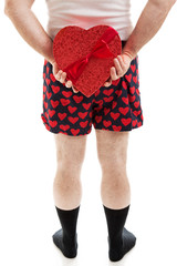 Valentine Candy Surprise