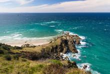 Byron Bay, le point le plus oriental de l'Australie