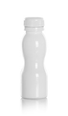 white plastic bottles for drinking water Product
