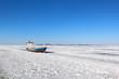 Ship in winter sea - 60414681