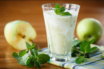 apple smoothie