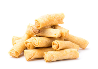 Chinese prawn spring roll