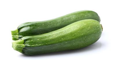 Zucchini vegetables in closeup