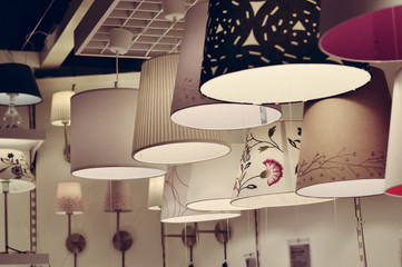 choice of interior lighting lamp chandelier