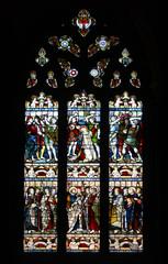 Vetrate artistiche nella chiesa di San Patrizio a Dublino