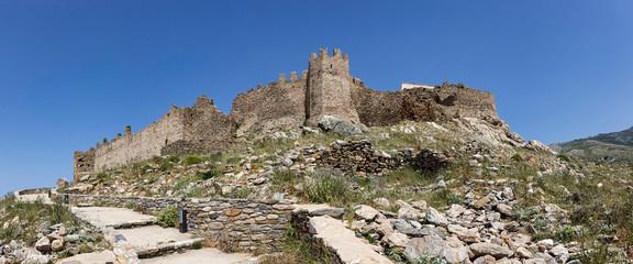 Castello Rosso, Karystos, Greece
