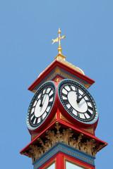 Jubilee Clock in Weymouth