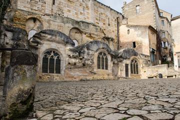 Eglise monolithe