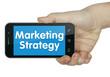 Marketing strategy. Phone