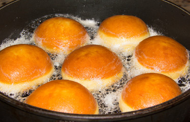 Baking Donuts In A Pan