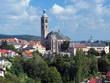 St. James Church in Kutna Hora, Czech Republic