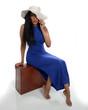 Bev Blue Dress 4