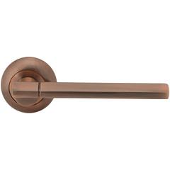 Classic door handle side view