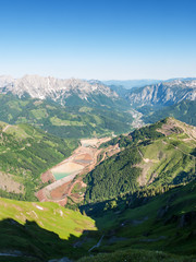 Mountain landscape, Austria