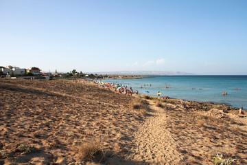Marzamemi - San Lorenzo - spiaggia