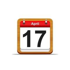 17 de abril.