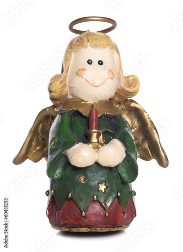 Christmas fairy ornament