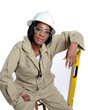 Bev Construction woman 1