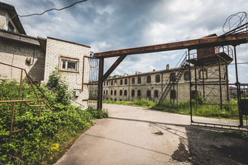 Abandoned Jail in Tallinn