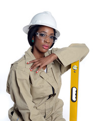 Bev Construction woman 3