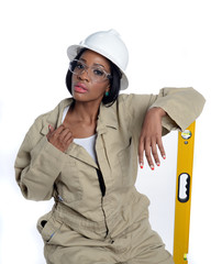 Bev Construction woman 2