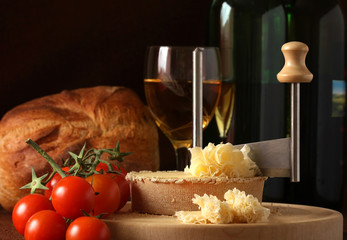 Swiss Cheese Specialty Tete de Moine