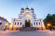 Alexander Nevsky Orthodox Cathedral in Tallinn