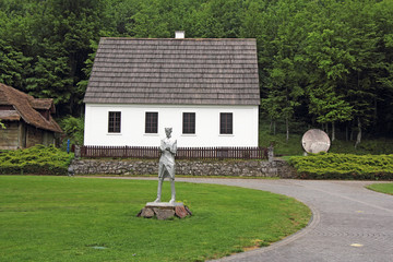 Birthplace of Nikola Tesla