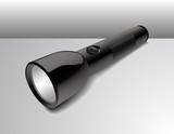 Hyper-realistic Flashlight poster