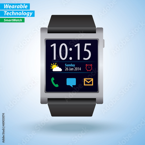 SmartWatch - Wearable technology