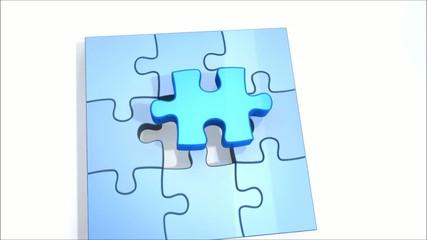 Das Puzzleteil