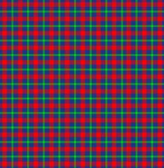 Muster Karo blau rot grün  #140118-svg14