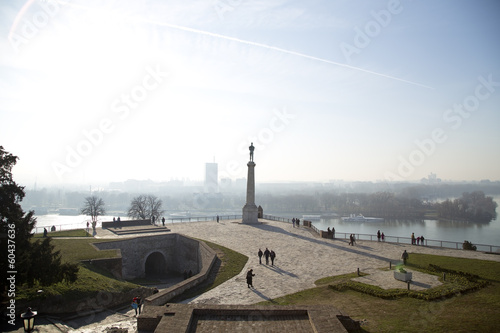 Kalemegdan fortress in Belgrade