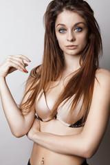 Jeune femme mode et détails