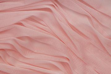 caprone pleated textile