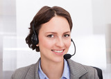 Female Telephone Operator