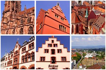 Impressionen von FREIBURG ( Baden-Württemberg )