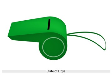 A Whistle of The State of Libya