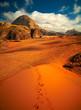 Wadi Rum desert, Jordan - 60446215