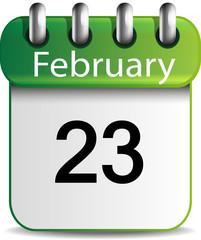 23 February