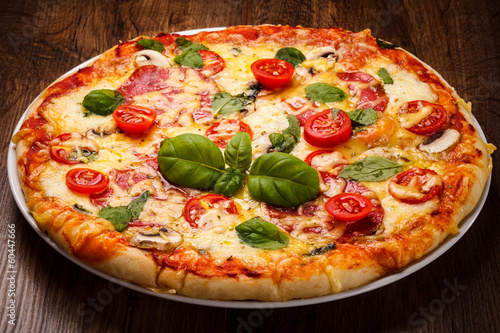 Aluminium Restaurant Pizza