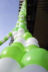 luftballonkette