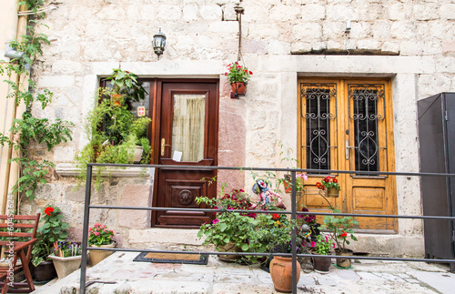 Residentail Doorways in Kotor
