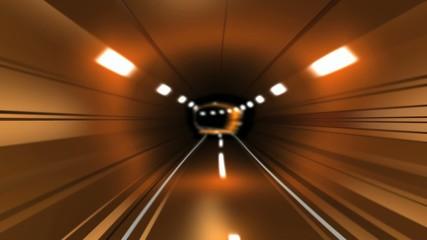 トンネルハイスピード