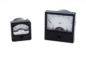 Industrial Analog ammeter
