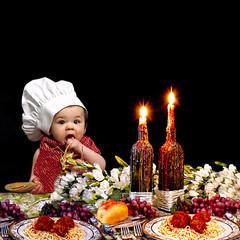 Baby Chef Dinner