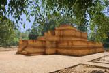 temple complex in Jambi Sumatra