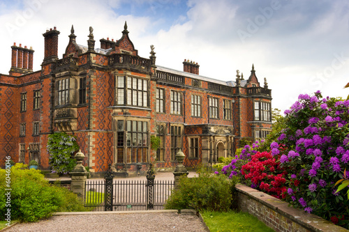 English Stately Home.