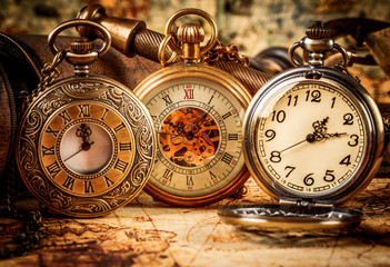 Vintage pocket watch © Andrey Armyagov